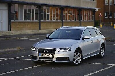 Audi A4 2008 Avant 2.0 TDI LED LIGHTS Left Hand Drive