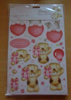 NEW & SEALED  - Daisy & Dandelion - Lovingly Yours - Stepper Pack