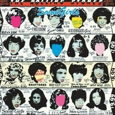 Rolling Stones - Some Girls (CD Used Very Good) Remastered