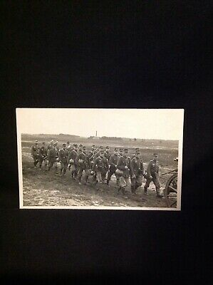 WW2 German Photograph Post Card Unused! WWII