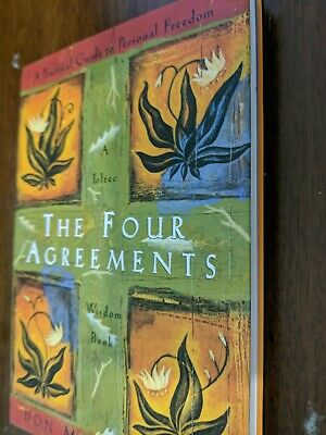The Four Agreements: A Practical Guide (Paperback) Don Miguel Ruiz -