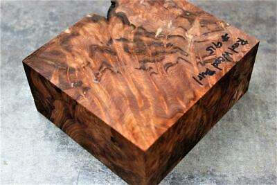 Exotic Red Wood Burls #915