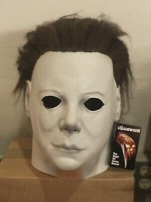 Halloween Michael Myers Mask Boogeyman 1978 by Trick or Treat Studios In Stock