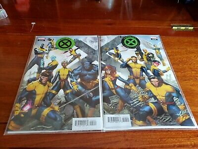 House Of X #4 And Powers Of X #4 JORGE MOLINA / Connecting Variant Set