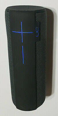 USED Ultimate Ears UE MEGABOOM Portable Wireless Speaker - CHARCOAL BLACK