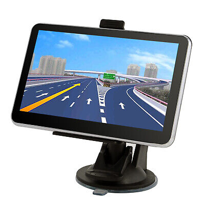 XGODY 4.3 inch SAT NAV 8GB Car Truck HGV LGV GPS Navigation EU Lifetime 3D Map