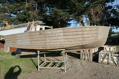 Boat Stainless Steel Hull
