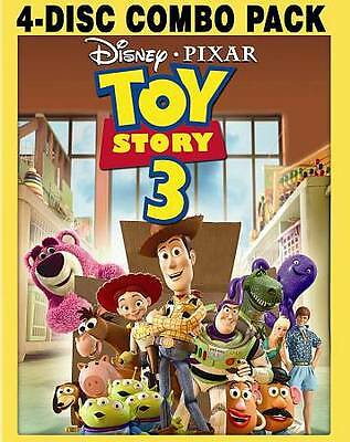 Toy Story 3 (Blu-ray Only!) Great Movie And Small Price
