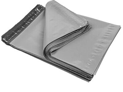Poly Mailers Plastic Envelopes Shipping Bags 2.5 Mil Gray Premium Size 6X9