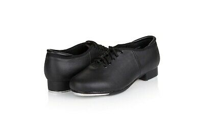 Freed of London Rogers Unisex Leather Tap Shoes 7UK (NEW)