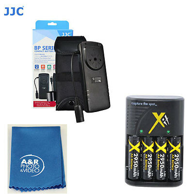 External Flash Battery Pack canon CP-E4 F canon 580EX 430EX 600EX MR14EX Yongnuo
