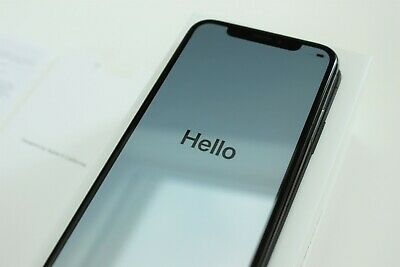 Apple iPhone XS - 64GB - Space Grey (Unlocked) A2097 Immaculate condition!