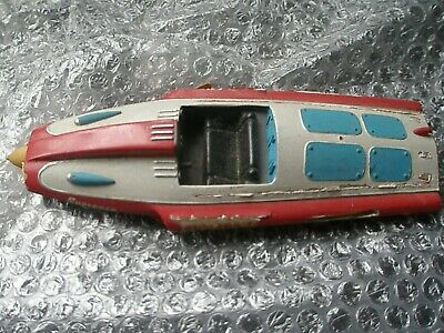 Gerry Anderson Supercar 8 inch Resin Model - Requires TLC