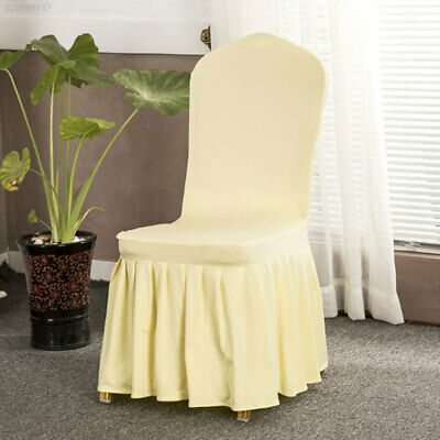 33A5 Elastic Seats Covers Chair Covers Banquet Decor Spandex