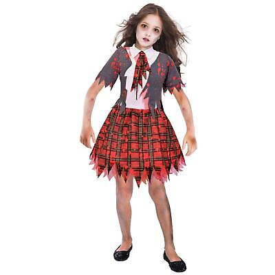 Childrens Fancy Dress Costume #US XL Red Riding Hood