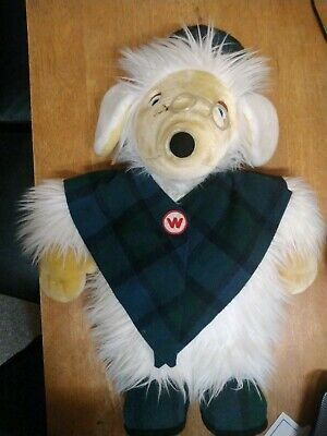 Great Uncle Bulgaria Wombles Water Bottle Cover, Soft And Cuddly