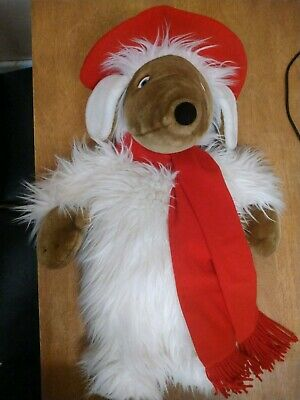 Womble Water Bottle Cover, Soft And Cuddly