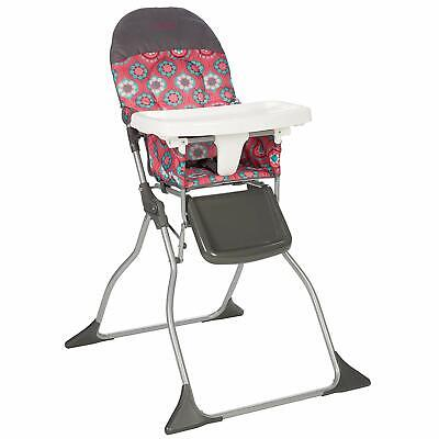 NEW Cosco Baby High Chair Seat Booster Infant Feeding Toddler Folding Comfort