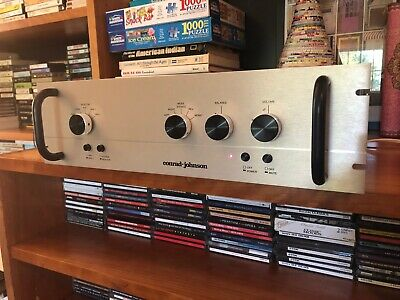 Vintage Conrad Johnson Premier Two Tube Preamplifier - Excellent with Upgrades!