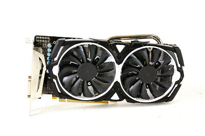 MSI Radeon RX 570 Armor 4GB Graphics Card | Fast Ship, Cleaned, Tested!