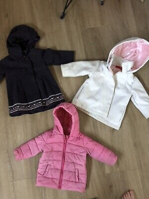 Sprout Jackets Size 0 X3