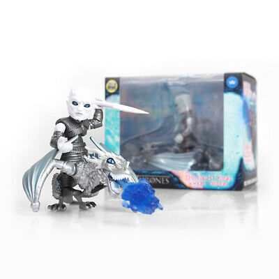 Loyal Subjects Game of Thrones Night King and Viserion Set 2019 SDCC Ice Edition