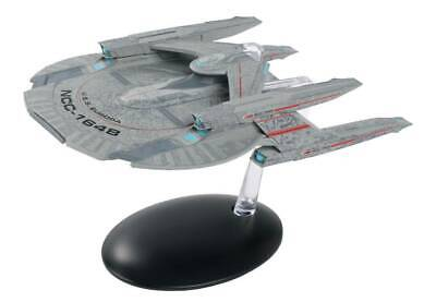 Eaglemoss Star Trek Discovery U.S.S. EUROPA NCC-1648 Starship Collection #5