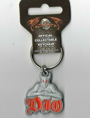 Dio Murray Logo Official Keyring