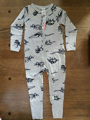 BNWT Bonds Dinosaur print Wondersuit Size 1 12-18 months - Zippy Bodysuit