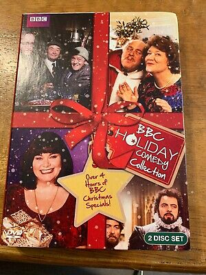 BBC Holiday Comedy Collection DVD 2 Disc Set