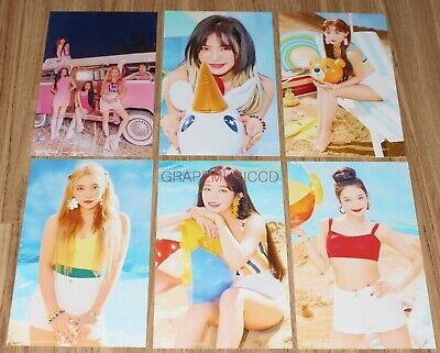 RED VELVET The ReVe Festival Day 2 SMTOWN OFFICIAL GOODS 4X6 PHOTO NEW
