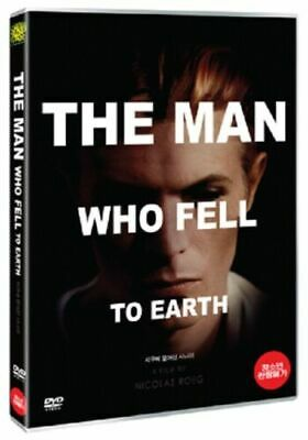 [DVD] The Man Who Fell To Earth (1976) David Bowie *NEW