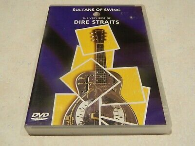Dire Straits Sultans of Swing - The Very Best Of Dire Straits DVD
