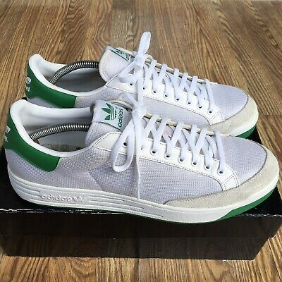 Details about New Mens Adidas Originals Rod Laver Prez Designer Sneakers Trainers Size 6 12 UK
