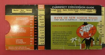 Bank Of New South Wales Currency Converter