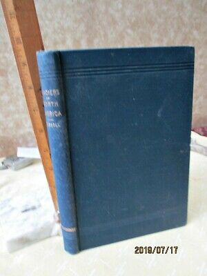 GLACIERS of NORTH AMERICA,1897,Israel C.RUSSELL,1st ED.,Illustrated,Maps,Photos