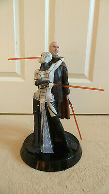 Star Wars Asajj Ventress & Count Dooku Gentle Giant, längst ausverkauft