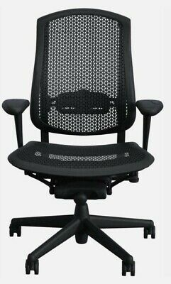 Herman Miller Celle Chair Open Box Size B Fully Loaded caster.