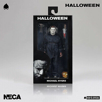 """NECA - Michael Myers HALLOWEEN 2018 Clothed 8"""" [Pre-Order] • NEW & OFFICIAL •"""