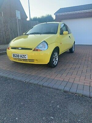 Ford Ka Zetec    2008  53000 miles  MOT May 2020  Drives lovely