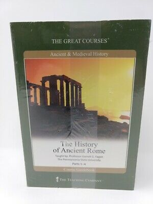 The Great Courses The History of Ancient Rome DVD Teaching Company