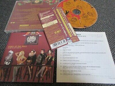 PANIC! AT THE DISCO / a fever you can't sweat out / JAPAN LTD CD OBI