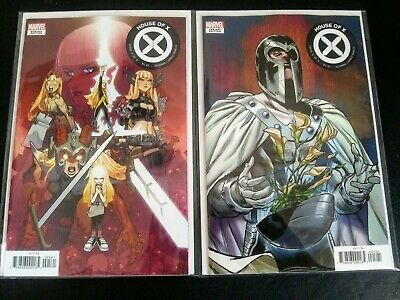 HOUSE OF X #5 Sara Pichelli Flower + Decades Variant! Marvel X-Men SOLD OUT NM+