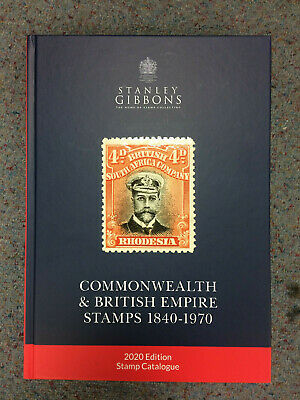 2020 Stanley Gibbons Commonwealth & British Empire Stamps Catalogue B