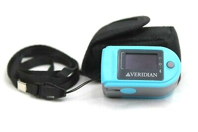 Veridian Healthcare Deluxe Pulse Oximeter Blood Oxygen Level Digital Monitor