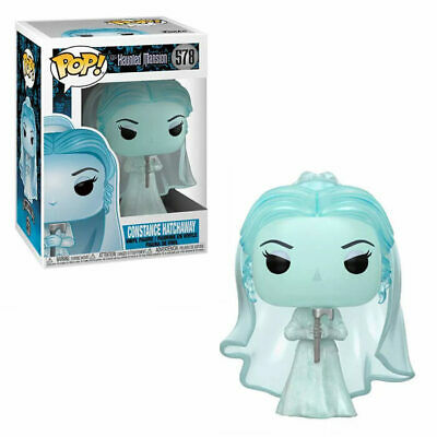 Funko Pop Disney Haunted Mansion 50th Constance Hatchaway The Bride Figure