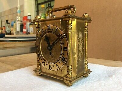 Smiths Carridge Clock