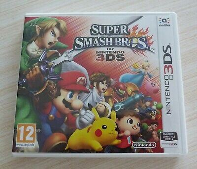 Jeu Video Nintendo 3Ds 2 Ds Super Smash Bros Francais
