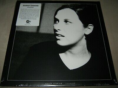 SARAH SISKIND Covered FACTORY SEALED New Vinyl LP 2013 Mp3Download? Bill Frisell