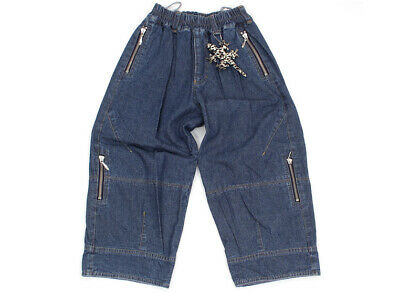 TOFF TOGS Thermo-Jeans gefütterte Hose - 110